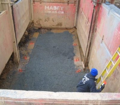 shoring services nj
