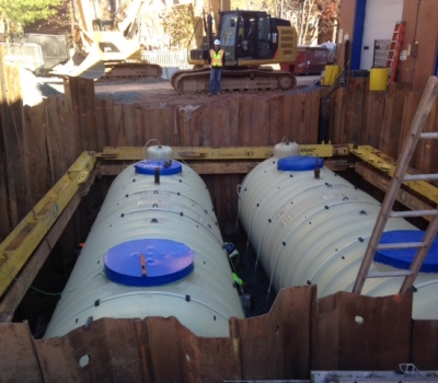 tank installation nj